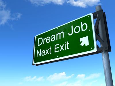 Dream-Job-Sign